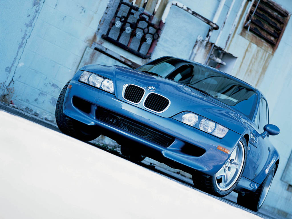 1999 BMW M-Coupe