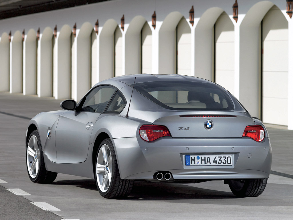 2006 BMW Z4 Coupe 3.0si
