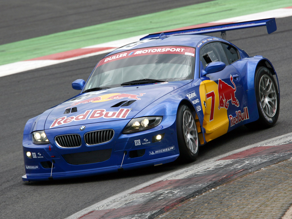 2006 BMW Z4 M Coupe Racing Kit
