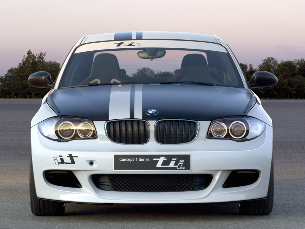 2007 BMW Concept 1 Series tii