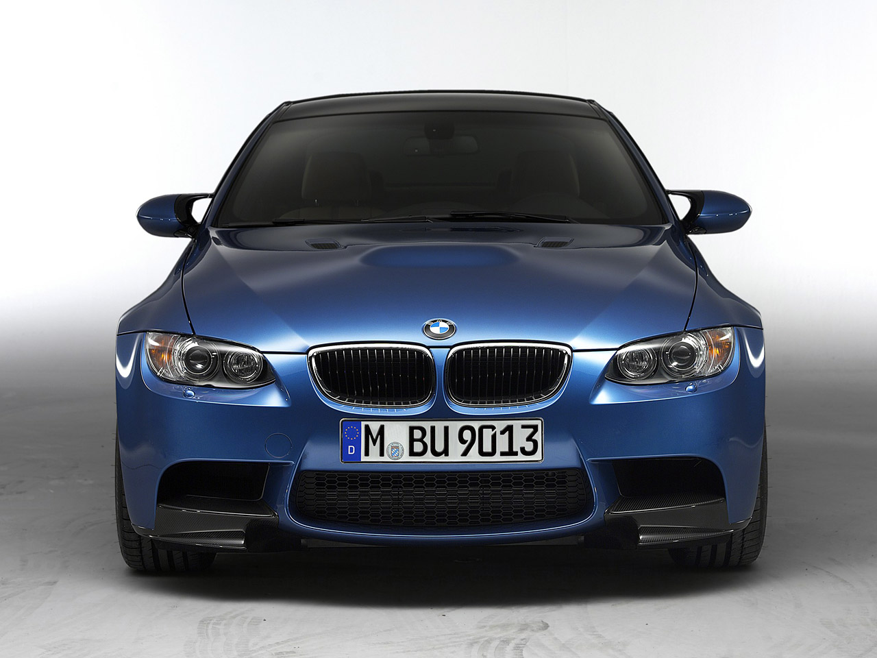 2011 BMW M3 Competition
