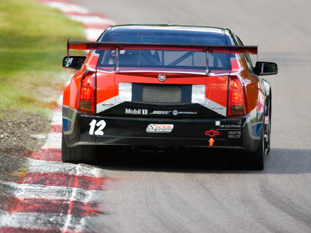 2004 Cadillac CTS-V Race Car