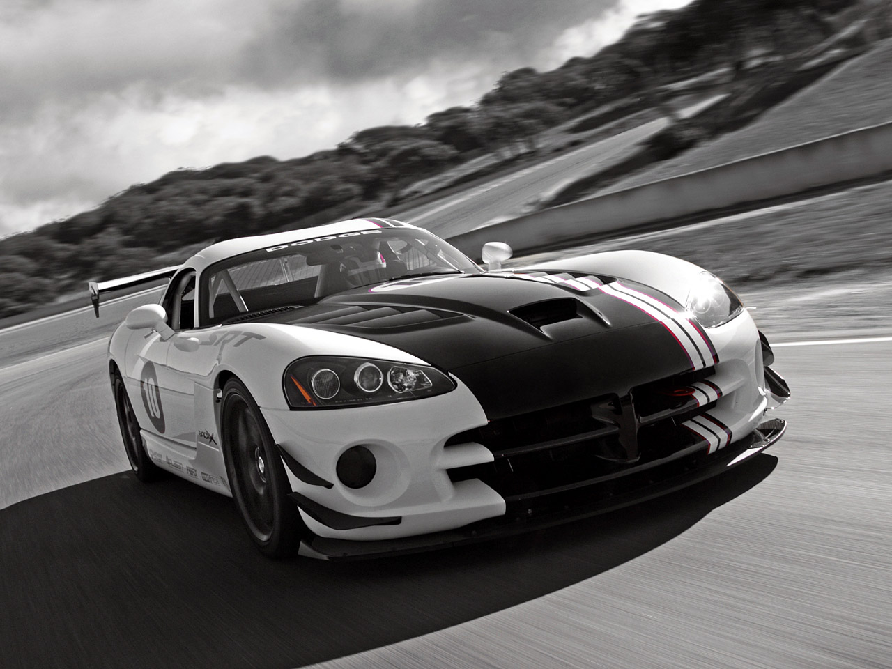 Dodge Viper - Car and Driver