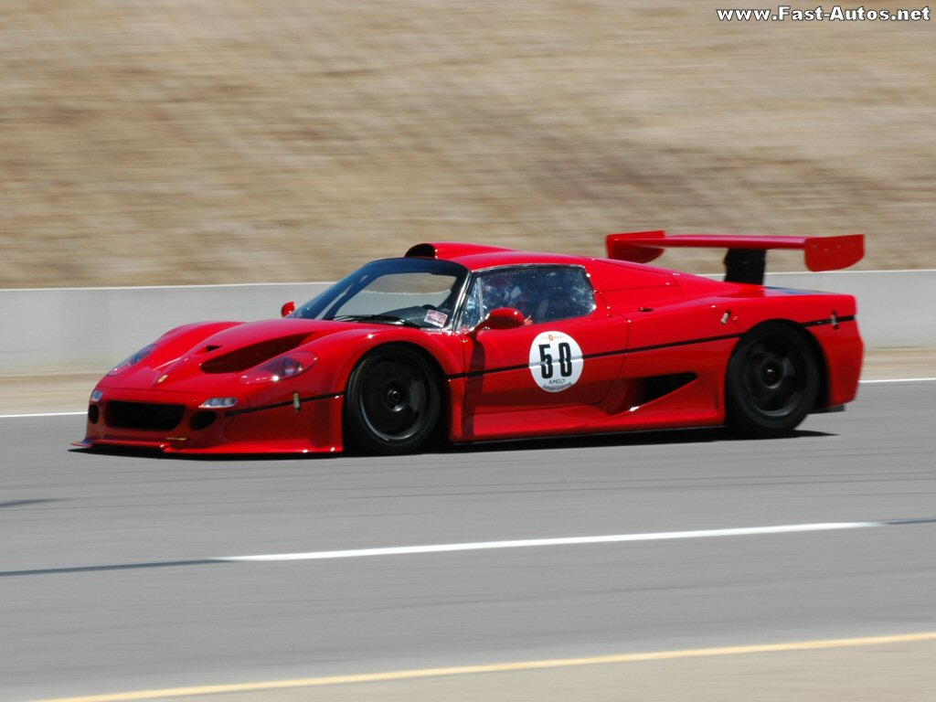 1998 Ferrari F50 Gt Pictures Specifications And Information