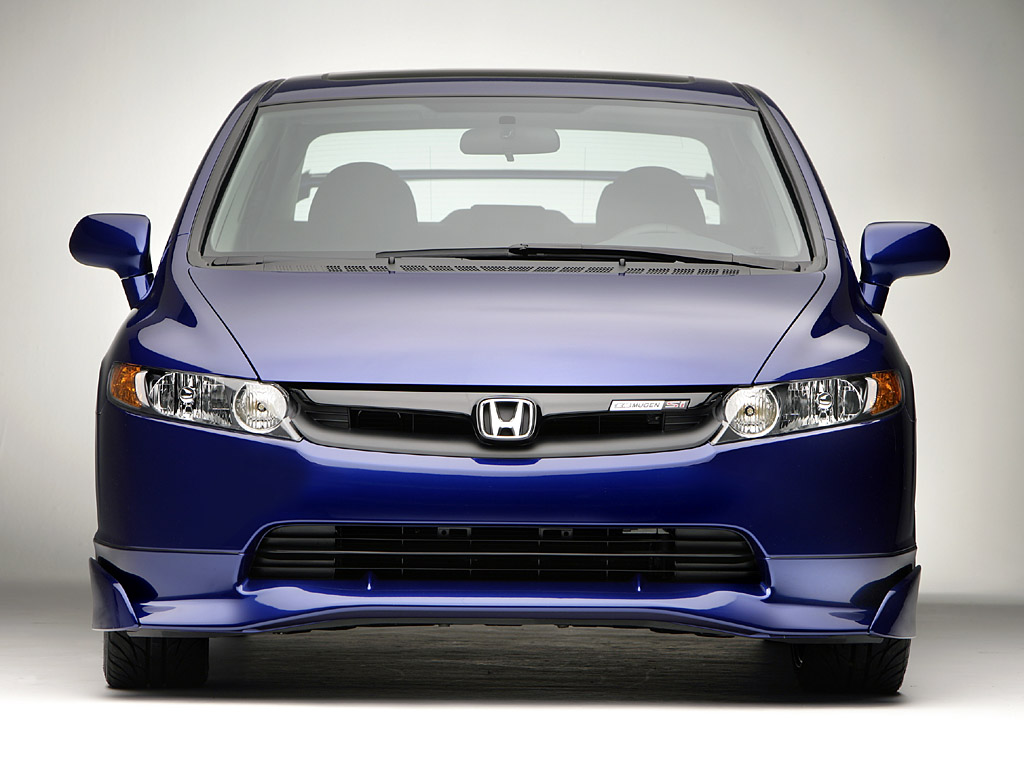 2007 Honda Mugen Civic Si Sedan