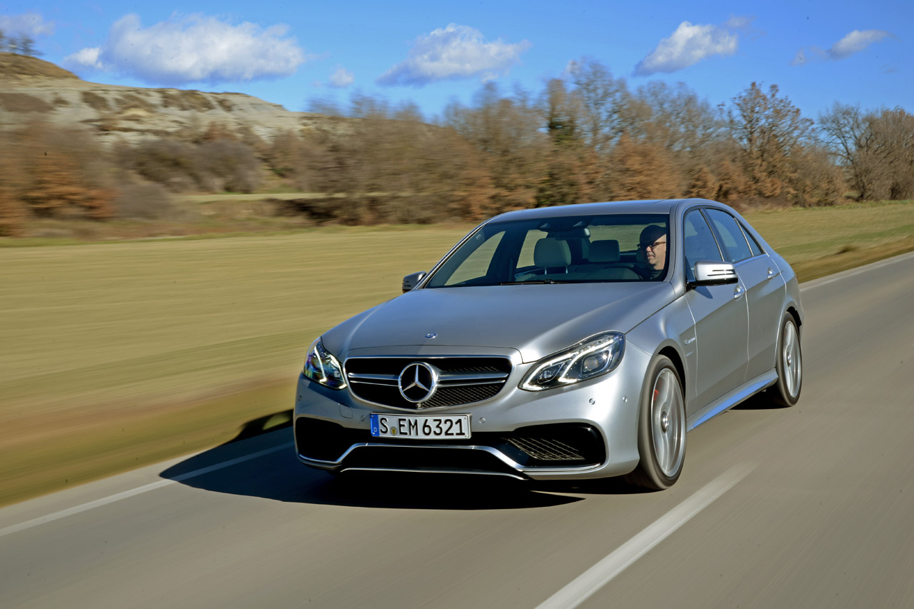 2014 Mercedes-Benz E63 AMG S AWD 4Matic