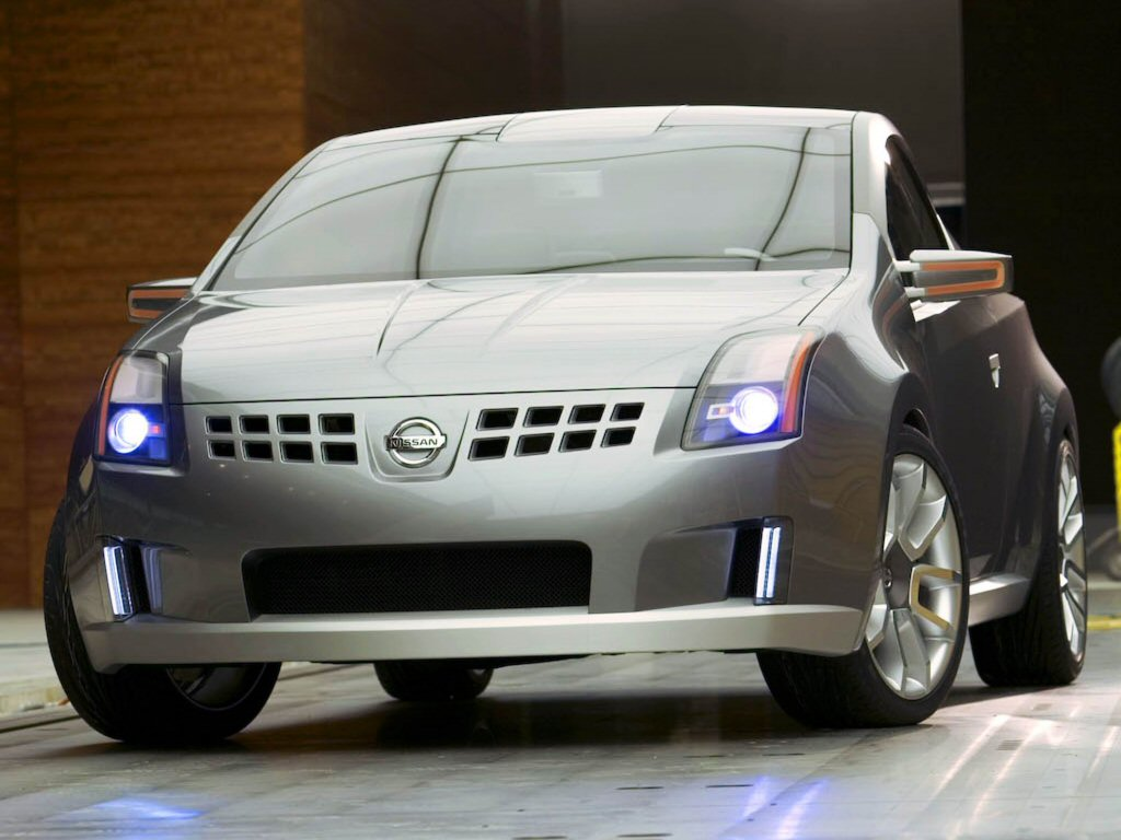 2005 Nissan Azeal Coupe Concept