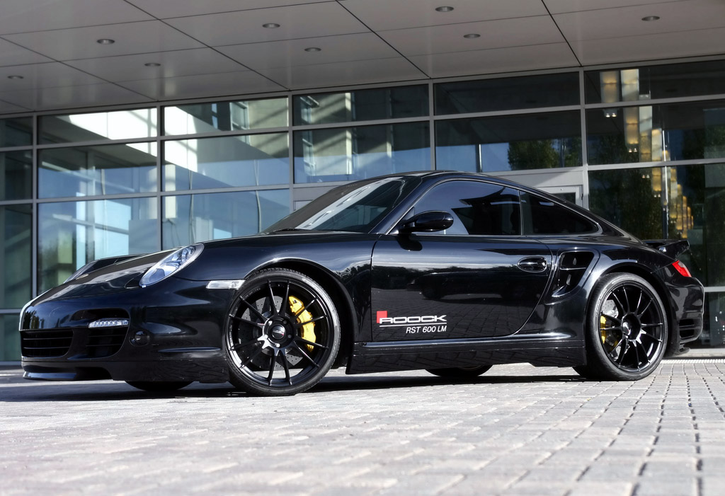 2009 Roock 911 Turbo RST 600 LM