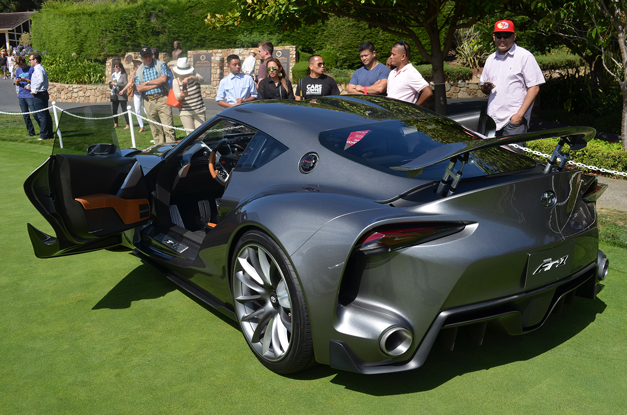 2015 Toyota FT-1 Concept