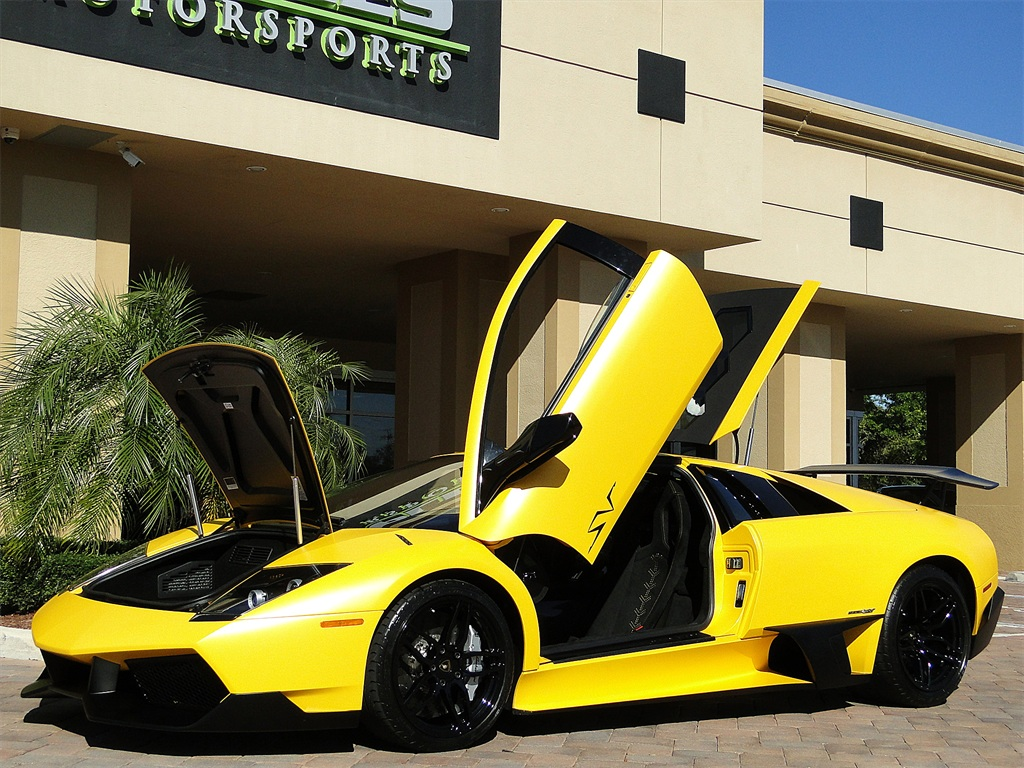 2010 Underground Racing Lamborghini Murcielago LP670-4 SV Twin Turbo